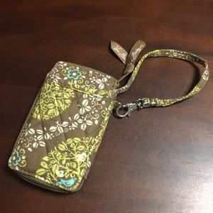 Wristlet and coin purse